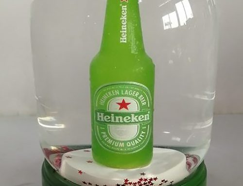 Custom Water Globes: Festive Gift Idea to Boost Liquor Sales