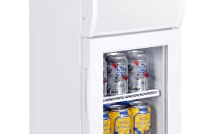 Mini Fridge with Logo