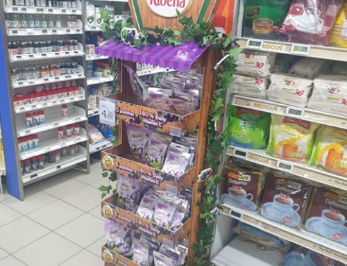 Powerful Weapon to Increase Sales: Retail Display Idea