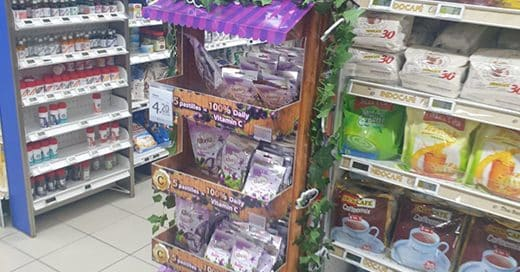 Retail Display Idea