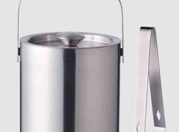 fmcg marketing- stainless steel ice bucket