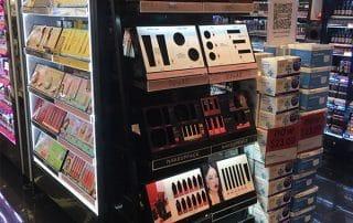 Merchandise display rack