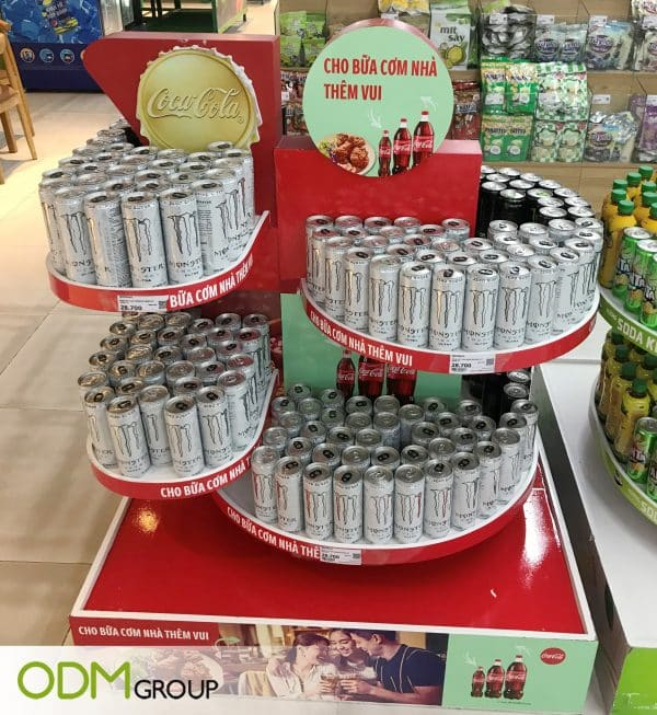 In-Store Display Marketing