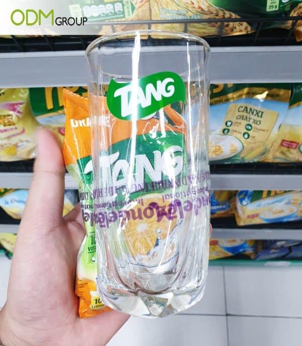 Logo Drinkware