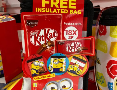 Why Did Kit Kat Use this Dynamic Duo for Their Chocolate Promotion?