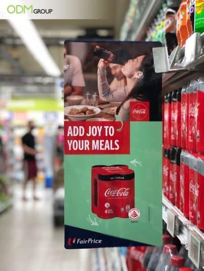 Branding Promotions - custom shelf talkers
