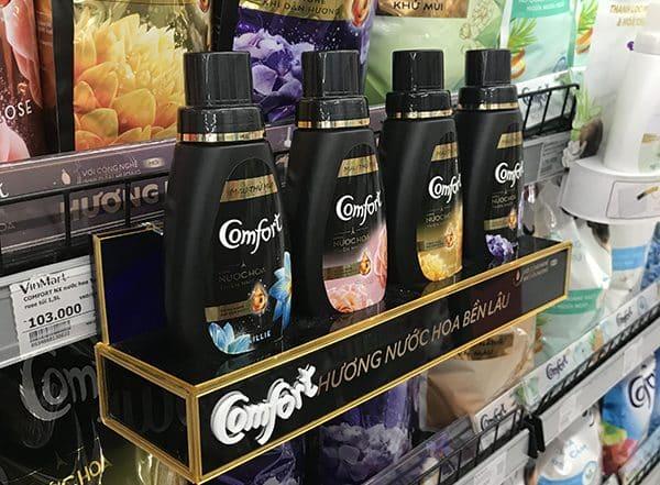 on shelf displays