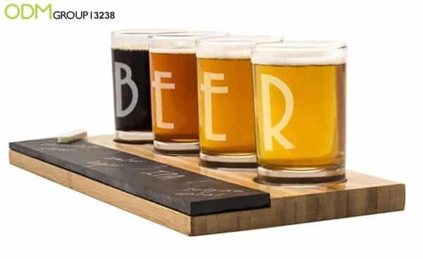 Custom Beer Flight