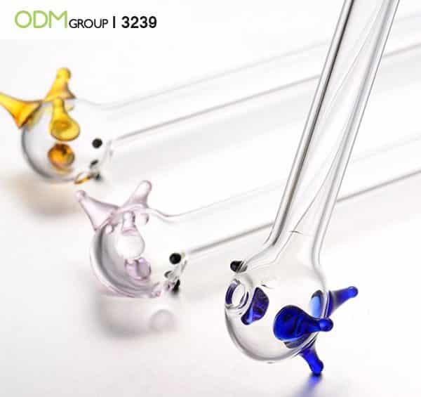 Custom Glass Straws