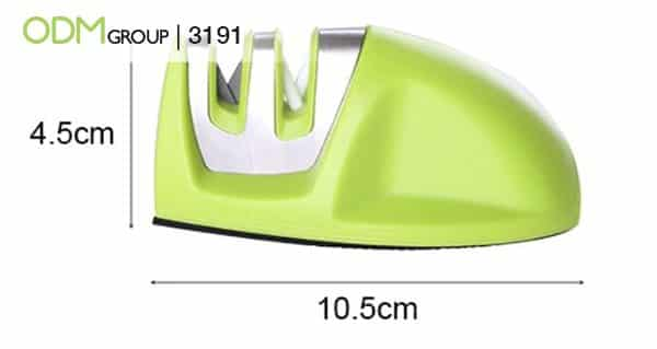 Promotional Kitchen Items - Portable 3 Stage Cordless Knife Sharpener