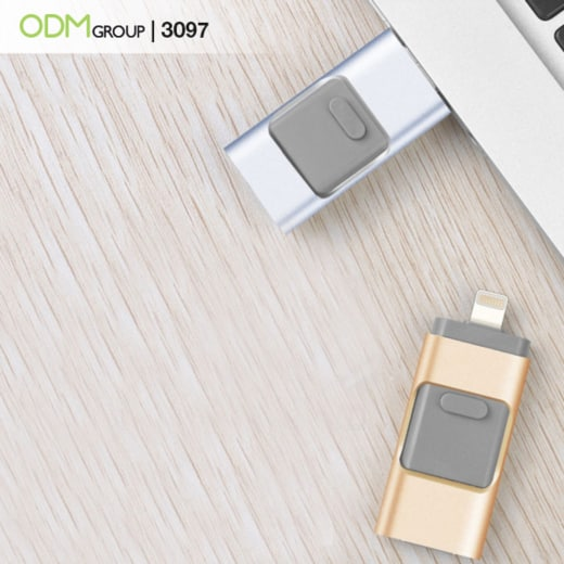 USB Flash Drive with Logo