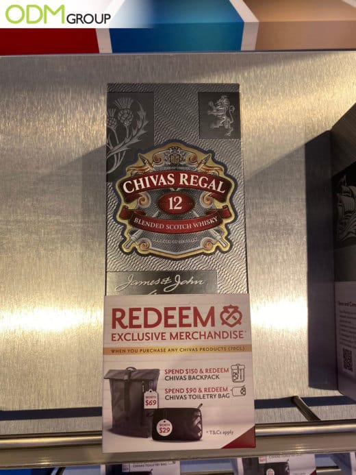 alcohol brand merchandise