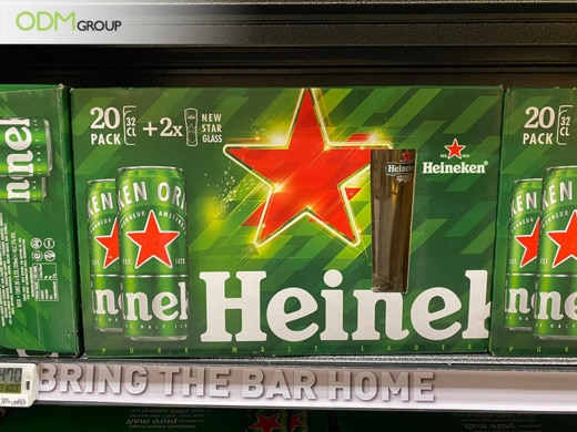 beer promotional ideas