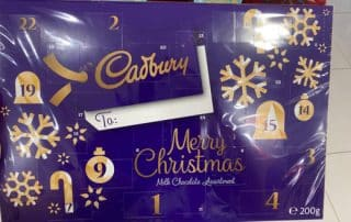 custom advent calendar packaging