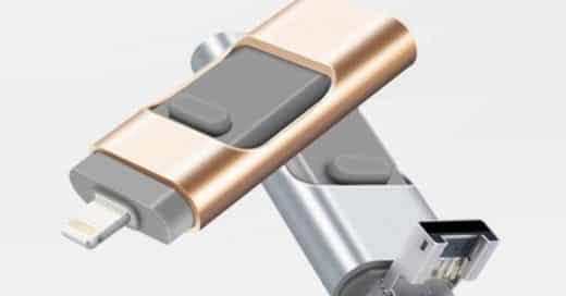 metal usb-flash drive
