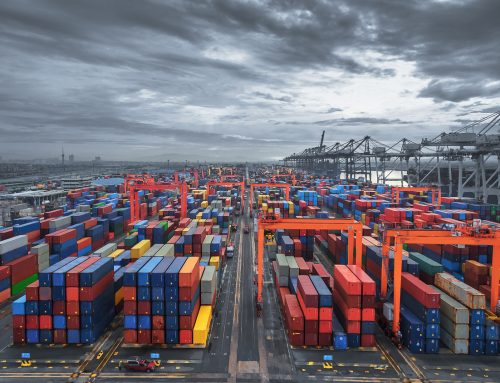 Foreign Trade: Current Shipping Container Rates Have Soared 4 Times