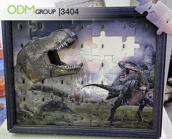Custom 3D Puzzles