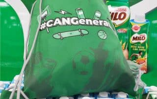 GWP Promotion - Milo #CANGeneration