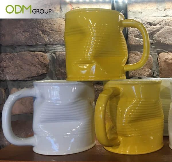 Promotional Mugs with Logo