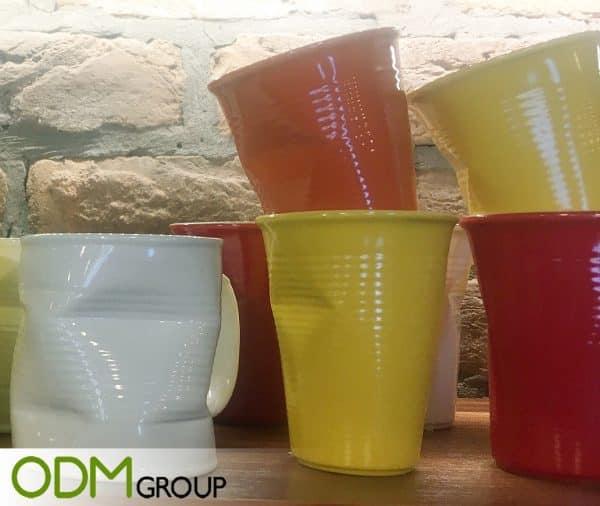 Promotional Mugs with Logo