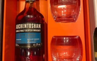 branded whisky glasses