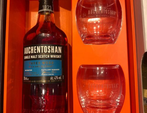 Make a Statement with These Branded Whisky Glasses!