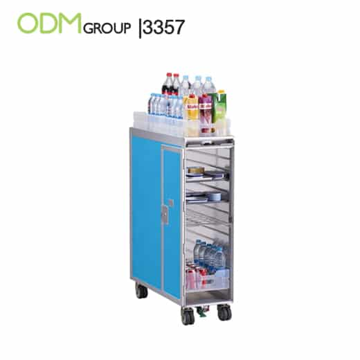 airline galley cart