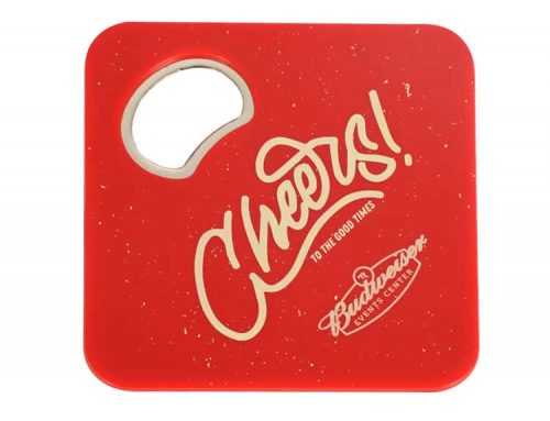 Innovative Custom Coaster Designs for Restaurants Promotion