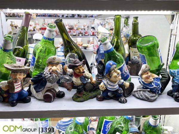 Beverage POP Displays