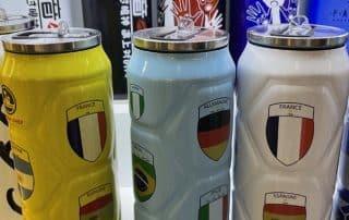 Custom Drink Bottles - Can-Shaped Stainless Steel Bottles