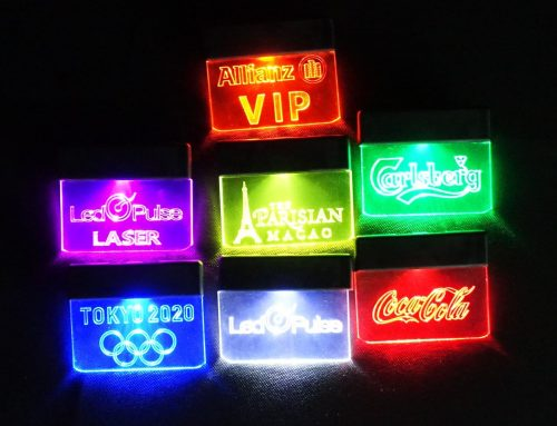 Custom Name Tags: LED Badges to Brighten Up Your Brand Promotion