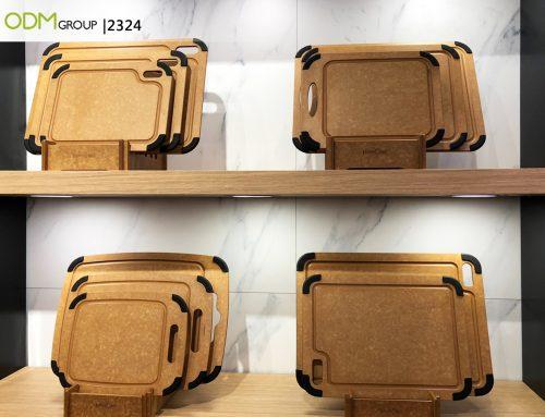 Kitchen Promo Items: Benefits of Wood Fiber Cutting Board
