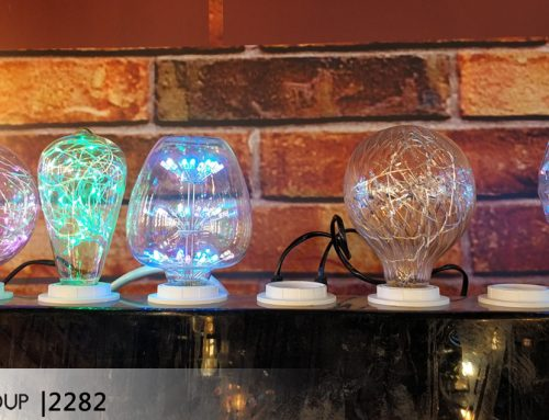 Dazzle Customers with LED Lights for Retail Displays and Promo Gifts