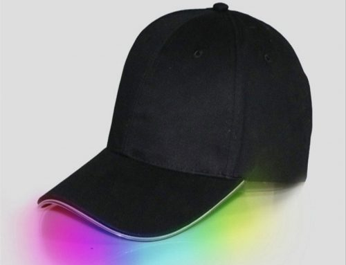 Sports Promotional Giveaways: Hit Home Run with LED Baseball Caps