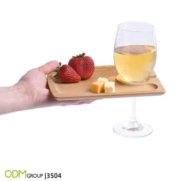 customized cheese board