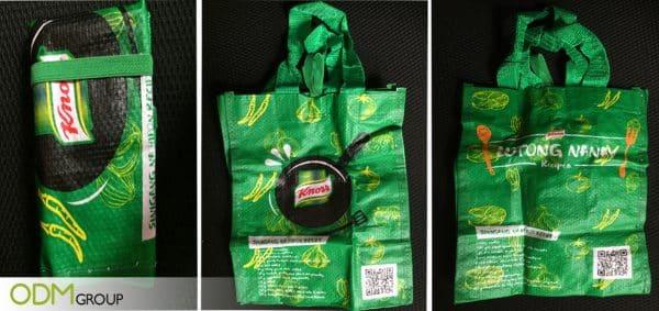 promo shopping bag