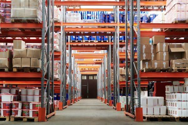 warehousing in china