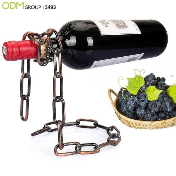 Custom Wine Display