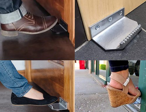 5 Reasons to Have a Hands-Free Promotional Door Opener