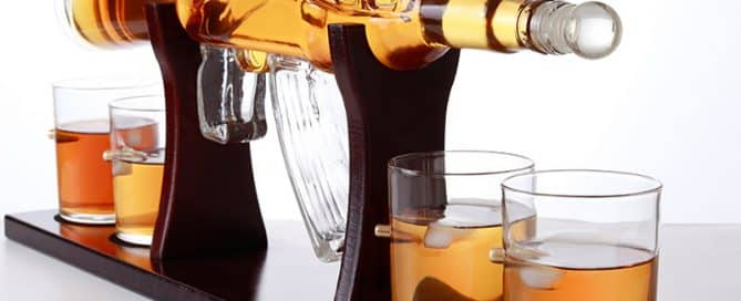 Wine Display Ideas