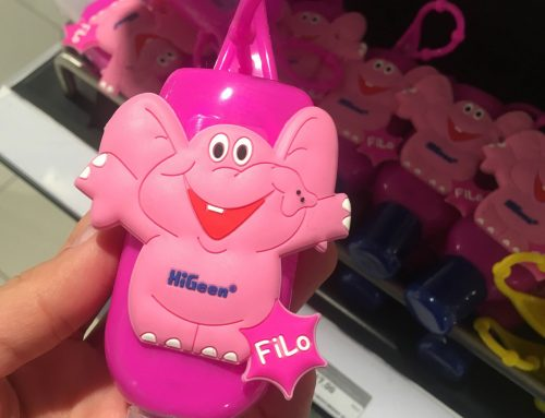 Why People are Stopping for Higeen Branded Hand Sanitizer Holder