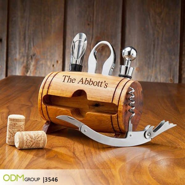promotional wine accessories