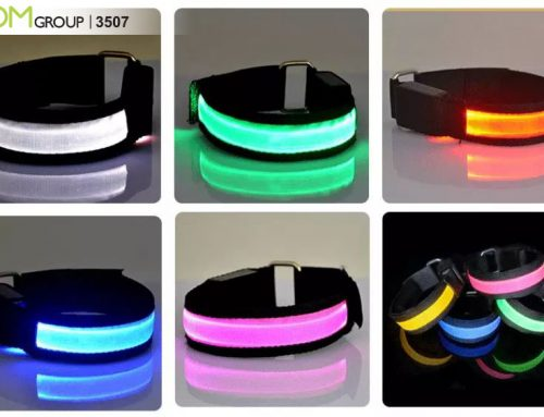 LED Armband with Your Logo: The Coolest Sporting Event Giveaways