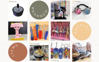 Branded Novelty Items