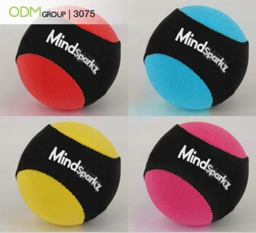 Branded Wellness Gifts - Stress Balls