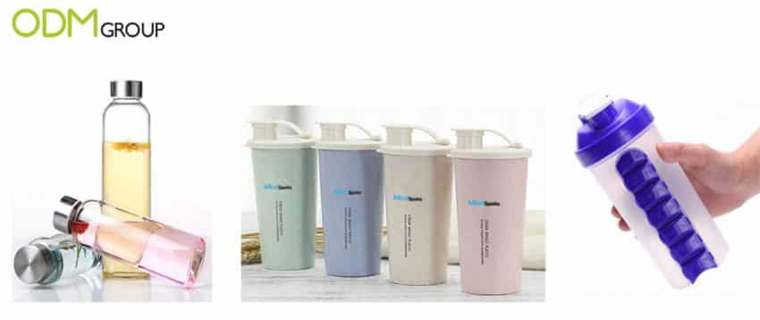 Branded Wellness Gifts - Water Bottles