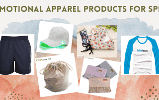 Promotional Apparel Products