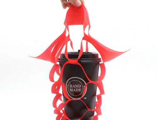 Sustainable Packaging Concepts: Nonwoven Beverage Carrier