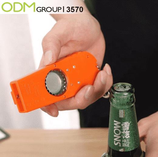 branded bottle opener