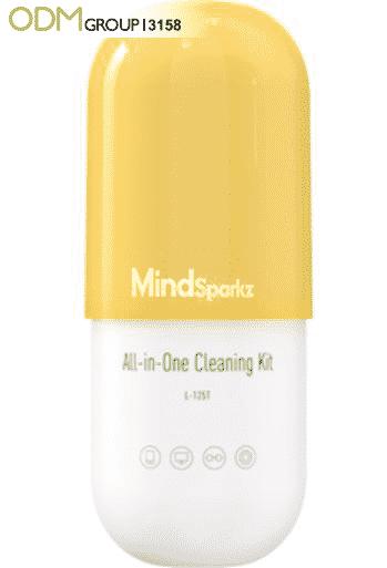 branded screen cleaner